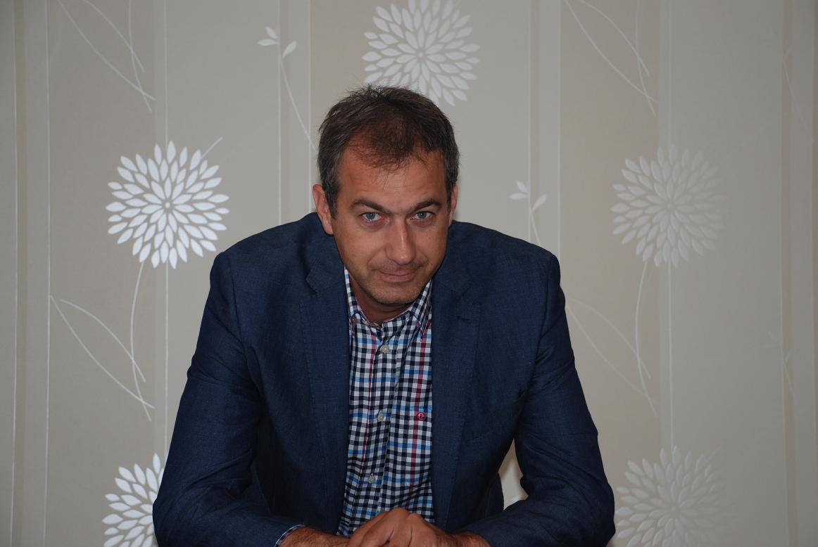Sebastian Bobu Director Executiv Symmetrica - Symmetrica Crestere cu 5% a cifrei de afaceri in primul