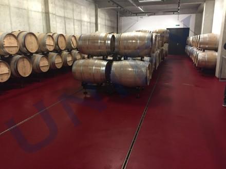 Pardosela epoxidica - crama de vin - Pardoseli epoxidice industriale