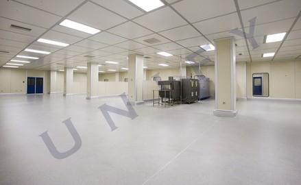 Pardosela epoxidica - fabrica de medicamente - Pardoseli epoxidice industriale