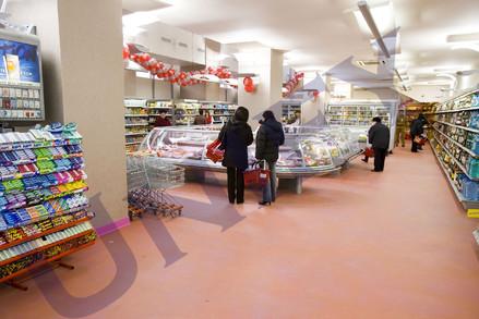 Pardoseala epoxixica- supermarket - Pardoseli epoxidice industriale