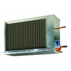 Baterie racire pe freon  800*500-3 - Incalzire si climatizare baterii de racire cu freon