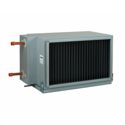 Baterie de racire pe apa  800*500-3 - Incalzire si climatizare baterii de racire cu freon