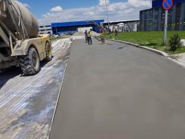 Reconditionare suprafata beton - Reconditionare suprafete betoane degradate, cu Rebeton