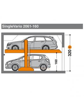 SingleVario 2061 160 - SingleVario 2061