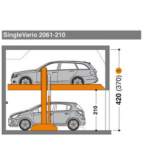 SingleVario 2061 210 - SingleVario 2061