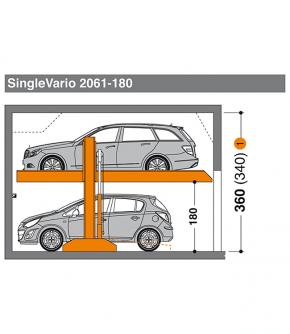 SingleVario 2061 180 - SingleVario 2061