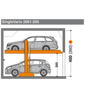 SingleVario 2061 200 - SingleVario 2061