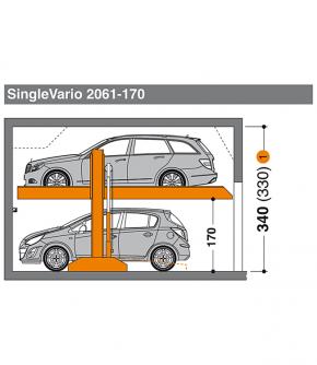 SingleVario 2061 170 - SingleVario 2061