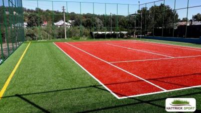 Amenajare teren de sport cu gazon artificial - Proiecte HATTRICK SPORT