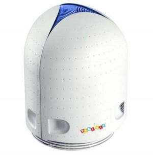 Purificator BABYAIR cu lumina antistres - Purificatoare de aer pentru camere de pana la 24 MP
