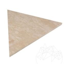 Limestone Vratza Mat, Triunghi 30cm x 1.2cm - Limestone