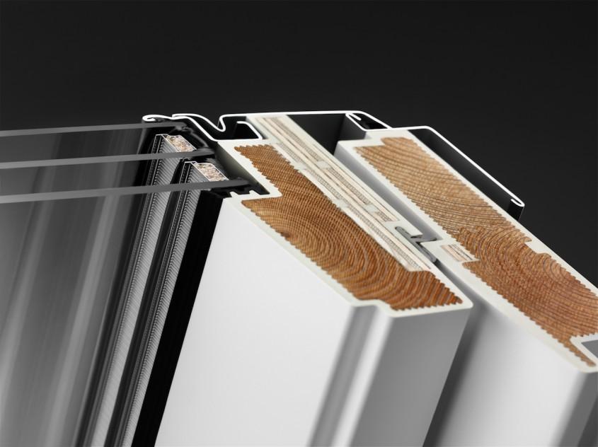 Fereastra de mansarda cu trei foi de sticla - Soluția completă VELUX vă asigură minim 25