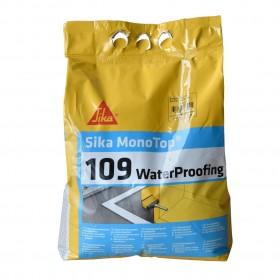 Sika Monotop® 109 Waterproofing - Mortar de impermeabilizare monocomponent, gata preparat - Tratamente de impermeabilizare