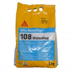 Mortar de stopare a infiltratiilor de apa Sika Monotop 108 Waterplug - Tratamente de impermeabilizare