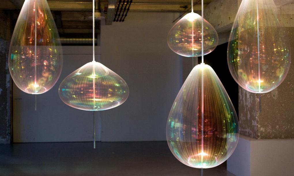 Corpuri de iluminat deosebite prezentate la săptămâna designului din New York - Corpuri de iluminat deosebite