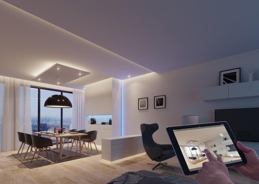 Hafele Loox - Häfele aduce Viitorul în casa ta, printr-un mobilier inteligent și multifuncțional