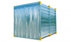 Container modular zincat - Containere multifunctionale