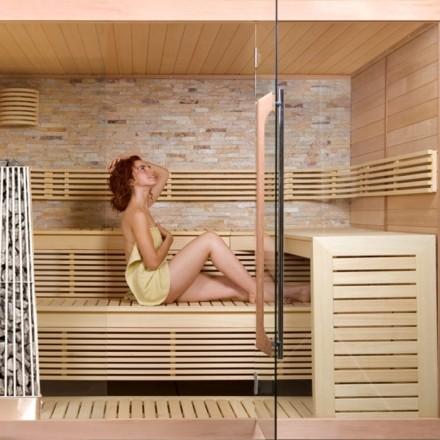 Sauna CHALEUR DELUXE  - Sauna CHALEUR DELUXE