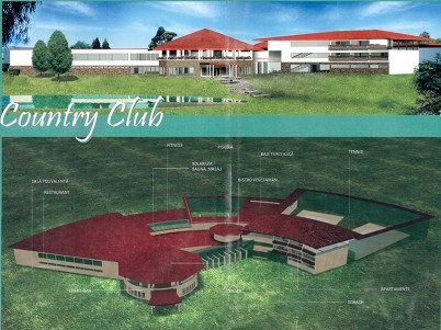 Country Club - Campulung Muscel - Consultanta Centre fitness, spa si welness