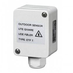 Senzor extern de temperatura ETF-744/99 - Termostate si senzori