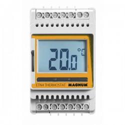 Termostat cu sina ETN-4 Digital DIN - Termostate si senzori