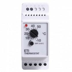 Termostat cu sina MAGNUM  ETI-1551 DIN - Termostate si senzori