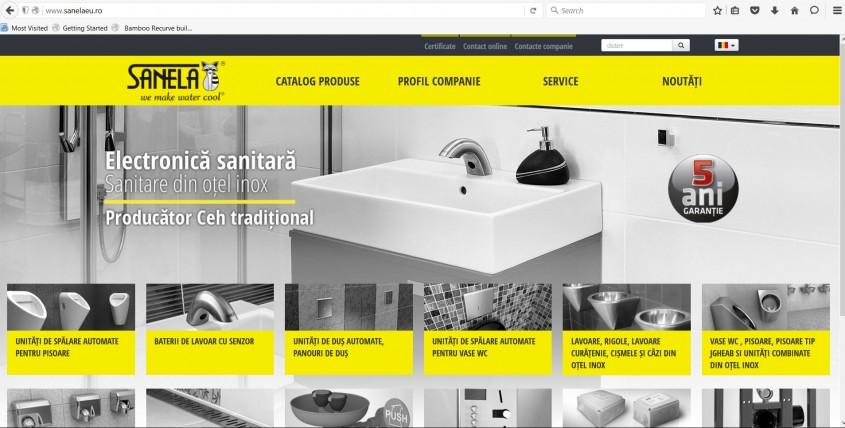 Noua pagina web SANELA! - Noua pagina web SANELA!
