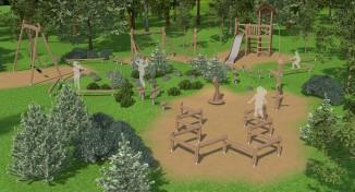 Echipamente de joaca pentru copii - Flora  - Echipamente de joaca pentru copii - flora