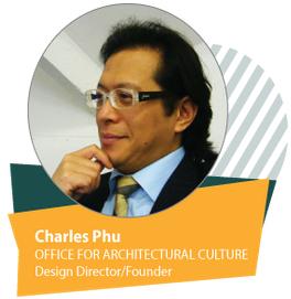 Charles Phu - Hall of Fame Architecture Conference&Expo - expozitia unde arhitectii isi pot prezenta proiectele