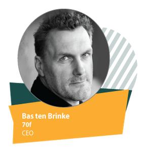 Bas ten Brinke - Hall of Fame Architecture Conference&Expo - expozitia unde arhitectii isi pot prezenta