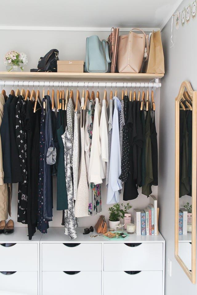 Personalizează-și dupalul de haine în funcție de nevoie - Personalizează-și dupalul de haine în funcție de