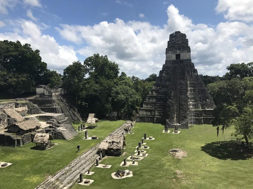 Tehnologia cu laser a dezvăluit mărimea surprinzătoare a orașelor mayașe - Tehnologia cu laser a dezvăluit