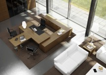 Birou BRA049 - Mobilier birouri