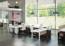Birou BRA102 - Mobilier birouri