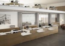 Birou BRA096 - Mobilier birouri