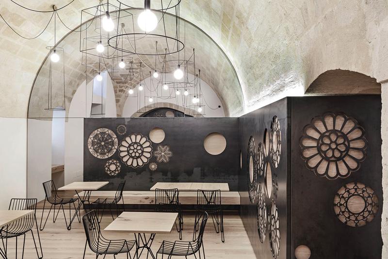 Caffè Ridola - 14 cafenele care-ti dovedesc frumusetea design-ului creativ