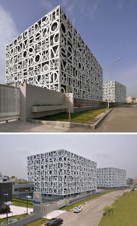 Clădiri care se remarcă prin fațadele deosebite - Clădiri care se remarcă prin fațadele deosebite