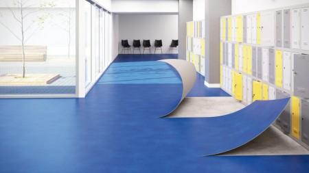 Pardoseala PVC - Resin - Pardoseli PVC eterogene - Sarlon Modul