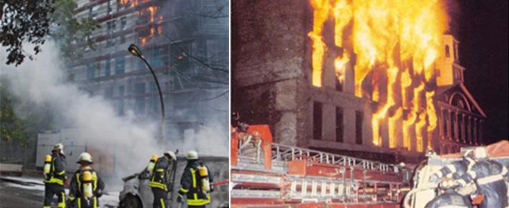 Solutii pentru protectia la foc a cladirilor - Solutii pentru protectia la foc a cladirilor