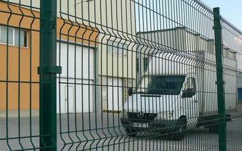 Brico Delfin - panou bordurat pentru gard - Panouri pentru garduri metalice