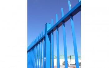 Cisne - panou cu bare - Panouri pentru garduri metalice