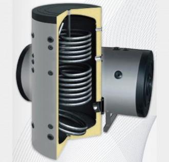 Boiler de sol cu doua serpentine SON S2 - Boilere