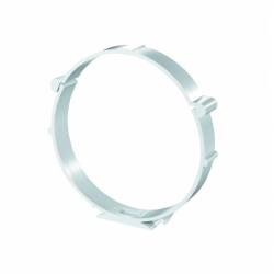 Holder tubulatura diam 125mm - Accesorii ventilatie tubulatura pvc si conectori