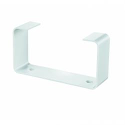 Holder pentru tubulatura rectangulara 60*204 - Accesorii ventilatie tubulatura pvc si conectori