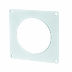 Placa fixare perete , PVC, ventilatie, diam 100mm - Accesorii ventilatie tubulatura pvc si conectori