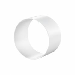 Conector pentru tub flexibil PVC, diam 150mm - Accesorii ventilatie tubulatura pvc si conectori