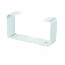 Holder tub rectangular PVC, 110*55mm - Accesorii ventilatie tubulatura pvc si conectori