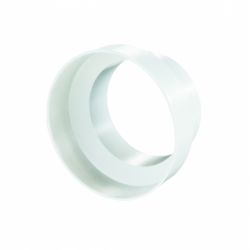 Reductie pvc 200/150 mm - Accesorii ventilatie tubulatura pvc si conectori