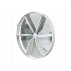 Valva antiretur diam 100 mm - Accesorii ventilatie tubulatura pvc si conectori