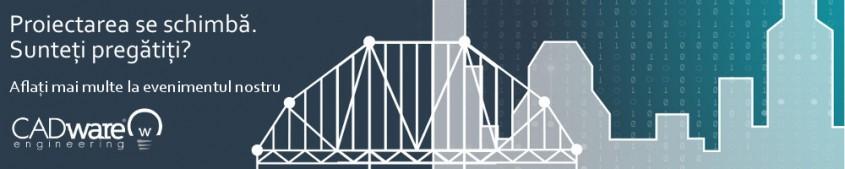 Autodesk - noi tendinte si tehnologii pentru proiectarea in infrastructura arhitectura si constructiilogii - Autodesk -